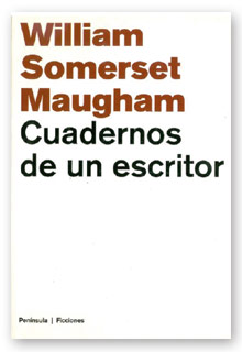 William Somerset Maugham, Cuadernos de un escritor, Barcelona